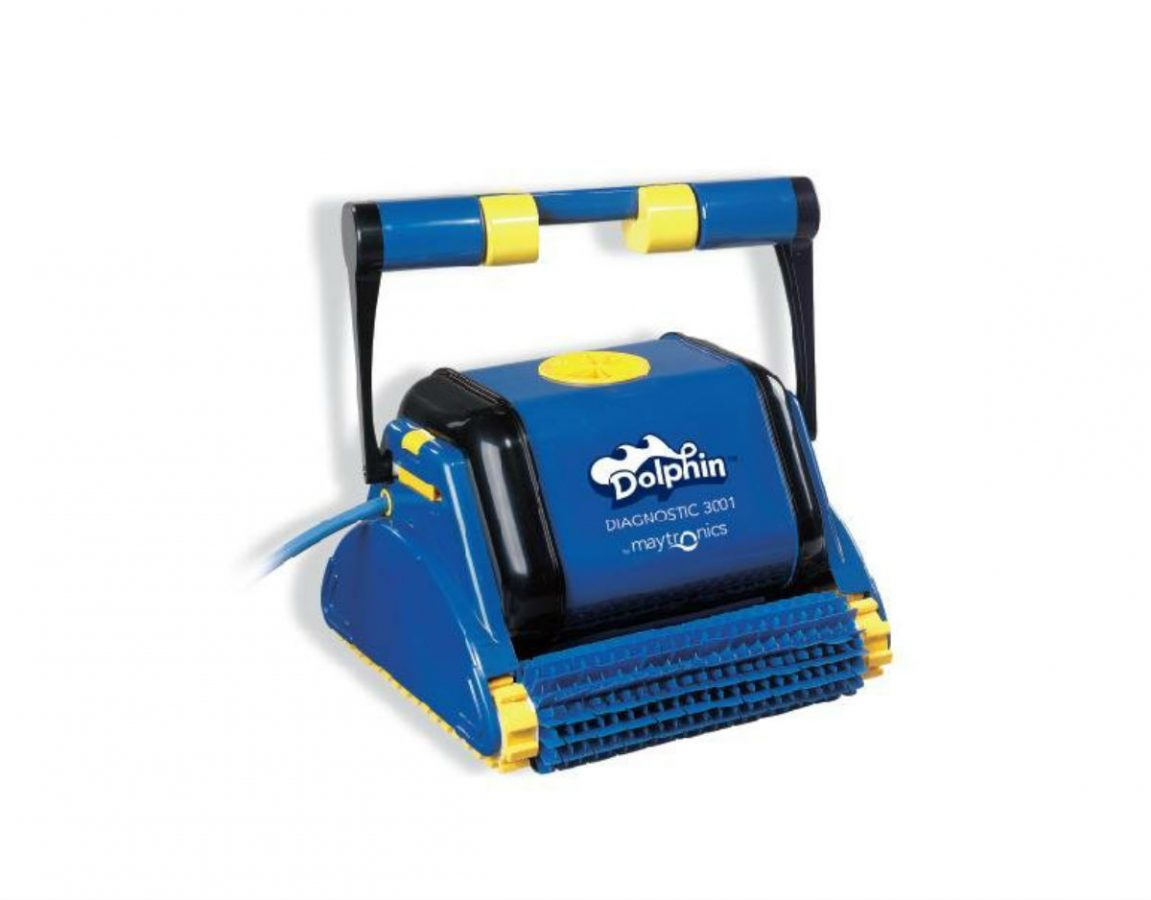 Robotic Cleaner Diagnostic 3001 Dolphin Image